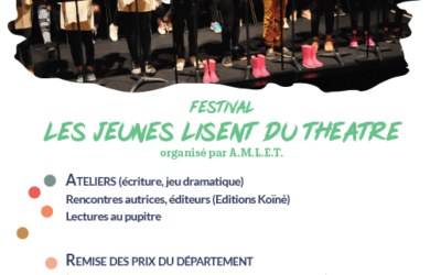 Festival Les jeunes lisent du Théâtre – 6C